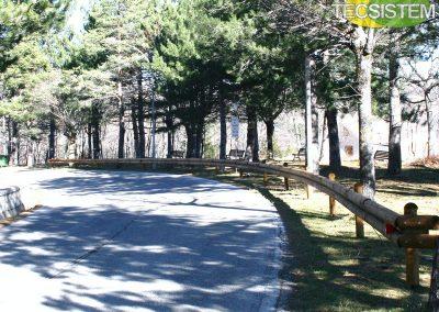 edilizia stradale - barriere
